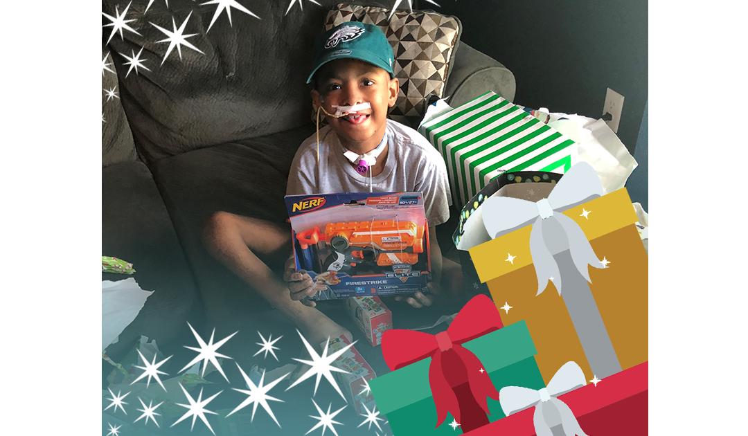 Kaden's Christmas Miracle