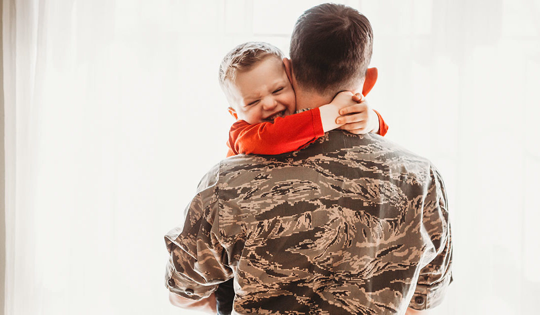 Military Appreciation Month: Living in Gratitude